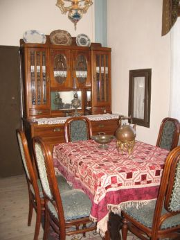 Къща-музей Алеко Константинов - Трапезария - Исторически музей град Свищов
