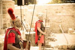 Римски легионери - Исторически музей град Свищов