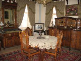 Етнографска експозиция - стая на дарителите - Исторически музей град Свищов