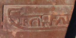 Печат на І Италийски легион в изображение на кораб - Исторически музей град Свищов