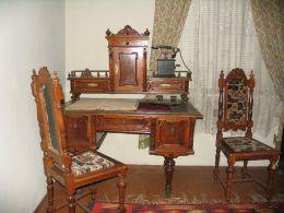 Експозиция Градски бит и култура - Кабинет - Исторически музей град Свищов