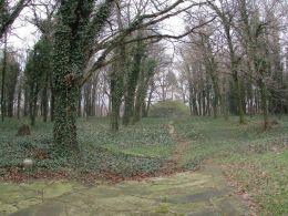 село Горна Студена - парк - Исторически музей град Свищов