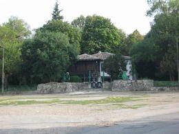 село Горна Студена - общ изглед към музея - Исторически музей град Свищов